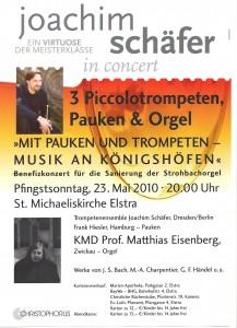 Pfingstkonzert Elstra