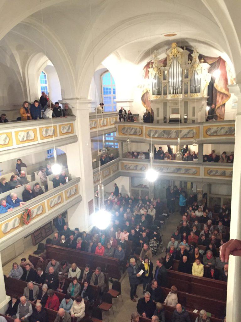 """Festkonzert """"500 Jahre Reformation"""" am 31.10.2017"""